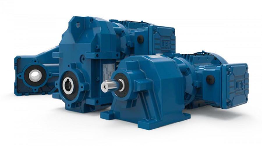 Nouvelle gamme de motoréducteurs WG20 interchangeables