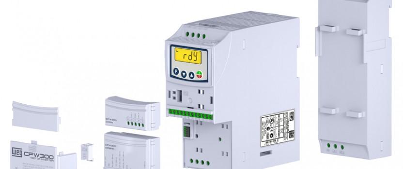 Nouvelle gamme de variateurs de vitesse CFW300