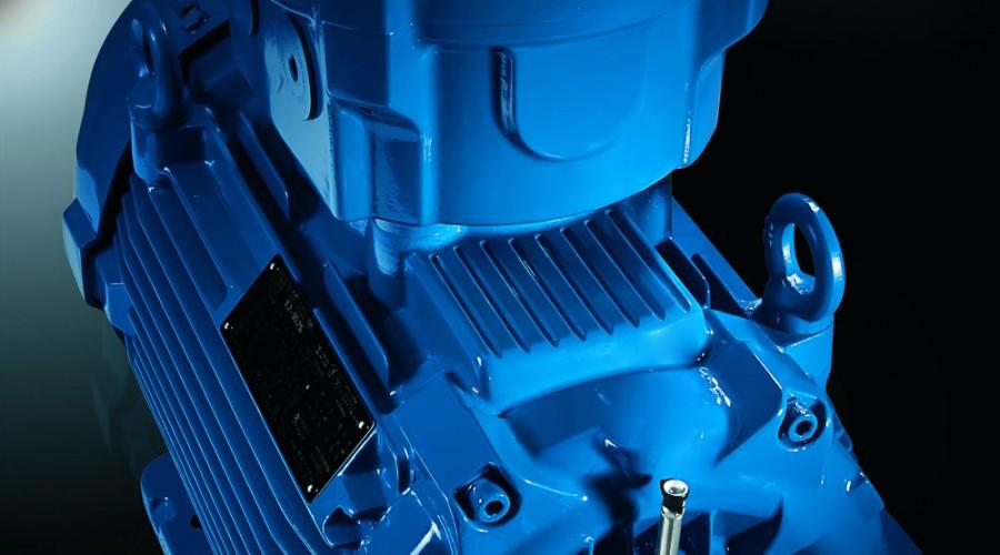 moteur antidéflagrant de sécurité W22X