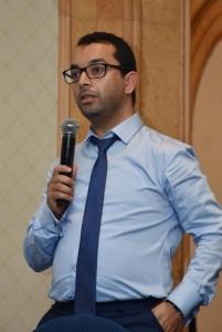 Monsieur Jabrane Gandouz directeur commercial Takamel International (filiale de l'Equipement Moderne)