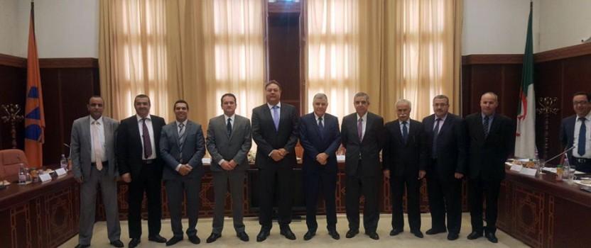 WEG renforce sa présence et ses relations d'affaires en Algérie
