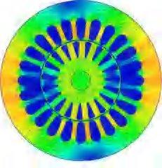 champ magnetique moteur weg w22