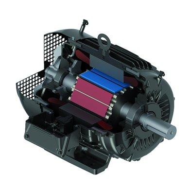moteur Weg w22 magnet