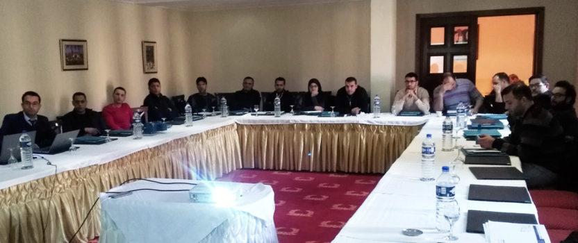 Session d'information dans le secteur de l'agroalimentaire à Sousse