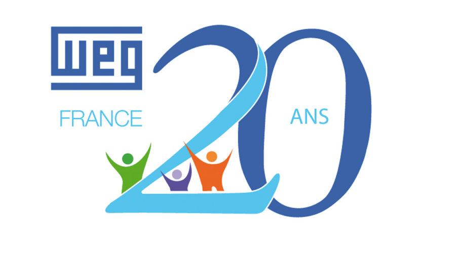 1998 – 2018 : WEG France fête ses 20 ans d'existence