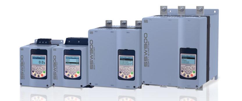 La nouvelle gamme de démarreurs progressifs SSW900 soigne vos pompes