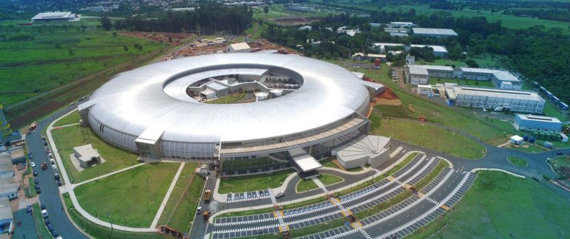 WEG participe à Sirius qui est l'une des premières sources au le monde de rayonnement synchrotron de 4ème génération
