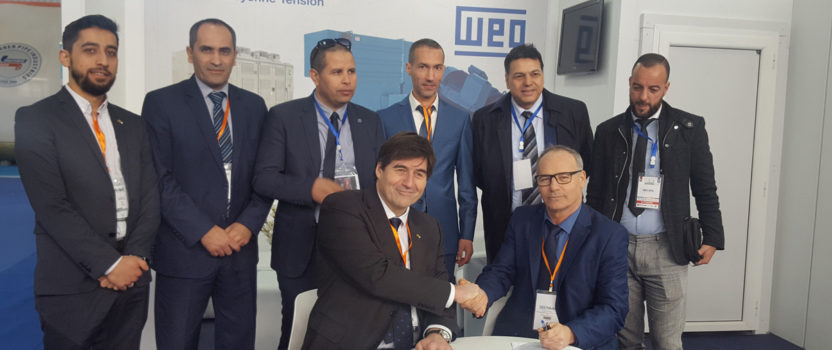 Signature d'un nouvel accord entre SONELGAZ et WEG