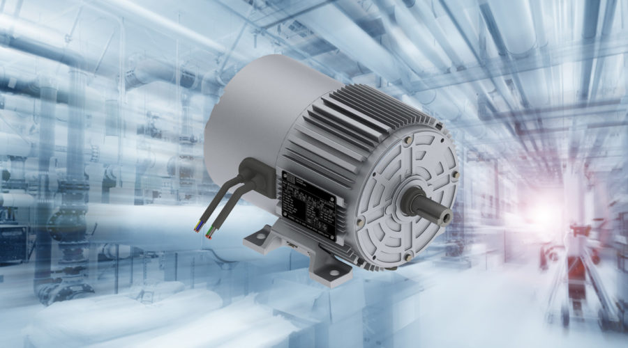 Nouveau moteur à commutation électronique WECM : il allie compacité et efficacité !