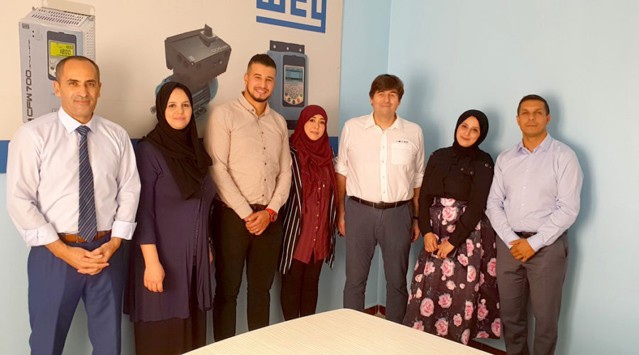 WEG développe sa croissance en Algérie