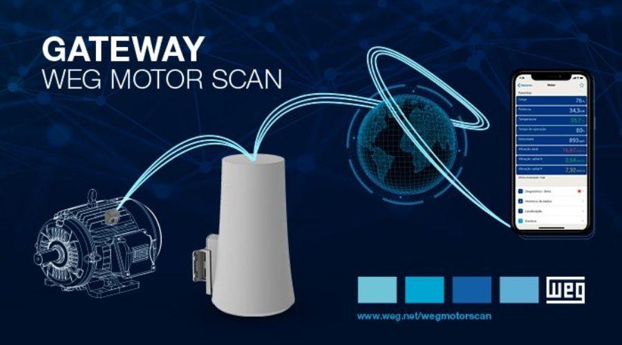 WEG lance la «Passerelle WEG Motor Scan» pour la surveillance en temps réel des moteurs électriques