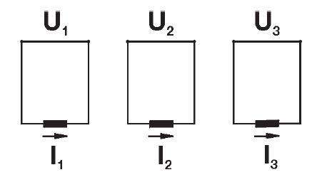 schéma triphasé