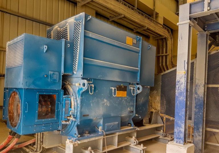 moteurs WEG M mining